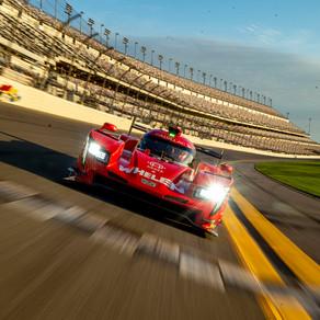Rolex 24 at Daytona kickstarts Mike Conway's season