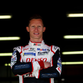 Prosperity Investment Management extend championship-winning partnership with Mike Conway