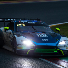 Disappointing end to Spa 24 Hours for Watson