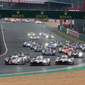 Victory slips away from Conway at Le Mans