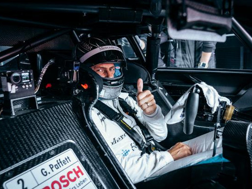 NEW CHALLENGE FOR PAFFETT IN MISANO