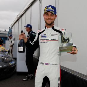 Double victory for Blomqvist in Porsche Carrera Cup Scandinavia