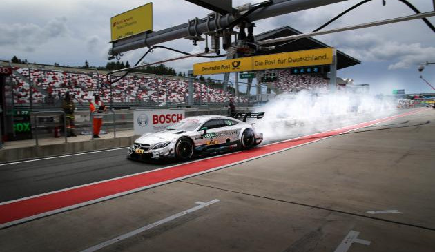 2017 - DTM, Moscow