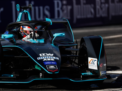 PAFFETT HOPING FOR MORE POINTS IN MONACO