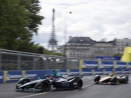 PAFFETT SCORES POINTS IN PARIS