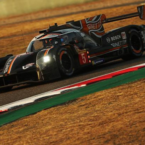King reunites with Team LNT Ginetta in Bahrain
