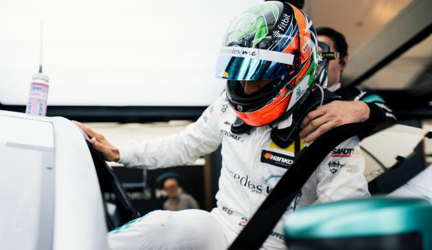 2017 - Moscow,DTM.