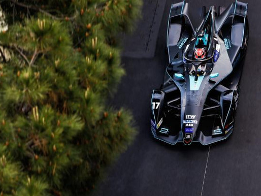 PAFFETT HEADS TO BERLIN FOR HWA RACELAB'S HOME RACE