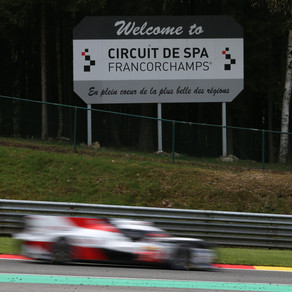 Mike Conway's season resumes in Spa