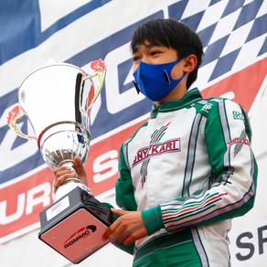 Double Euro Series victory for Kanato Le in Zuera