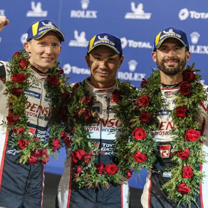 Conway ends 2019 in style with victory in Bahrain