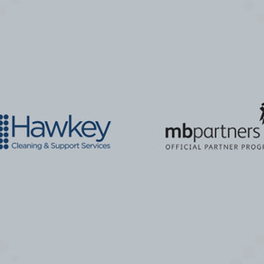 Hawkey Cleaning & Support Services join MBP Official Partner Programme