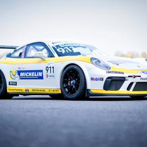 Tom Blomqvist set for Porsche Carrera Cup Scandinavia cameo