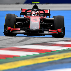 Two top-five finishes for Ilott in Austria