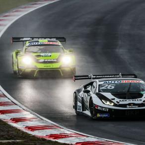 Hawkey impresses at Nürburgring