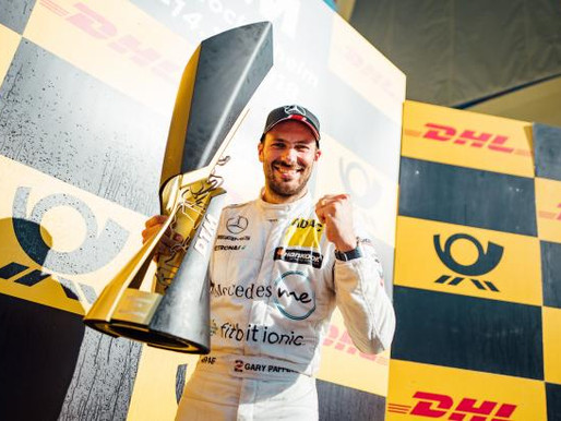 GARY PAFFETT CROWNED 2018 DTM CHAMPION