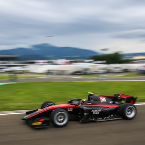 Weekend Preview: Ilott and Hughes prepped for second weekend in Austria