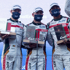 Blomqvist takes pole and second in thrilling Portimão fightback
