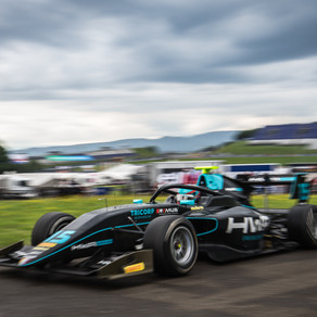 Victory stolen for Jake Hughes in Austria