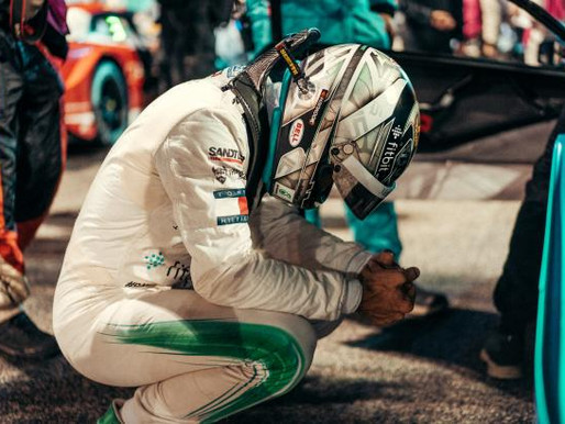 FRUSTRATION FOR PAFFETT IN MISANO