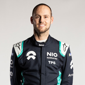 TPS continue sustainable drive forward with Tom Blomqvist partnership