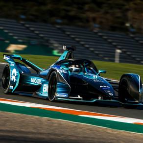 Blomqvist excited for Formula E season-opener