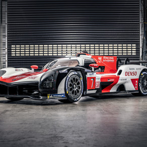 Mike Conway revved up for 2021 with TOYOTA GAZOO Racing