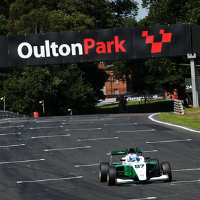 Jewiss claims victory and three-top-five finishes at Oulton Park opener