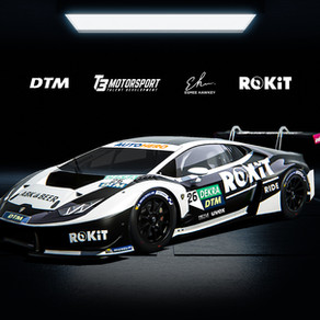 Esmee Hawkey and ROKiT join DTM with T3 Motorsport