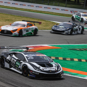 Hawkey closes out positive weekend at Monza