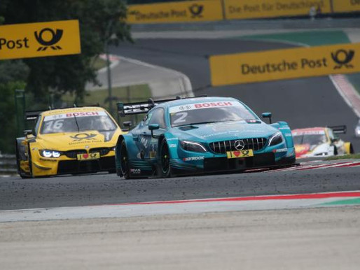 MORE POINTS FOR PAFFETT IN BUDAPEST