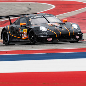 Watson heads to Spa-Francorchamps for WEC restart