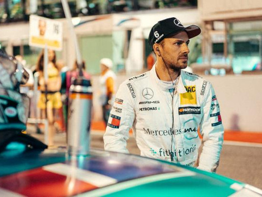 NÜRBURGRING NEXT FOR PAFFETT
