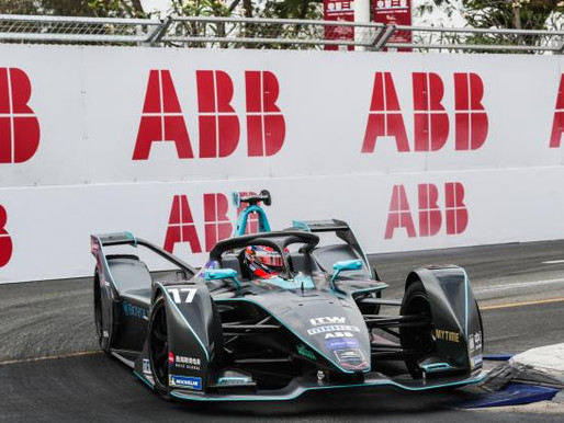 DISAPPOINTING WEEKEND FOR PAFFETT IN CHINA