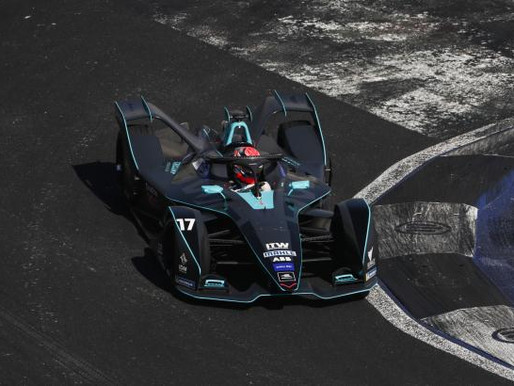 MORE POSITIVES FOR PAFFETT IN MEXICO CITY