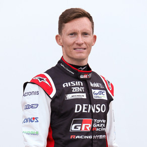 Saffery Champness join forces with World Champion Mike Conway