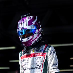 Blomqvist set for Asian Le Mans Series double-header