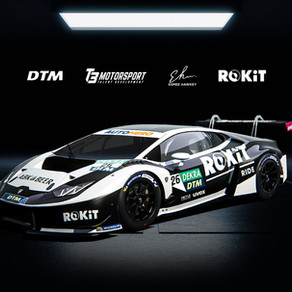 Esmee Hawkey geared up for DTM debut at Monza