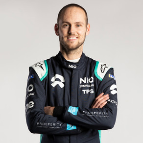 Prosperity Investment Management team up with Tom Blomqvist in FIA Formula E World Championship
