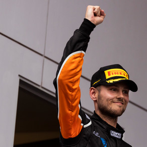 Debut podium for Blomqvist at Bathurst