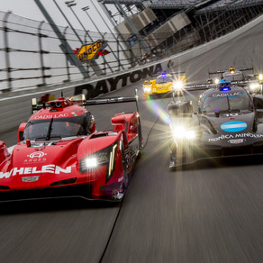 Mike Conway set for Rolex 24 at Daytona