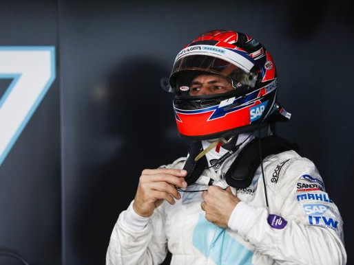 GARY PAFFETT HEADS TO ROME FOR FIRST EUROPEAN RACE OF THE SEASON