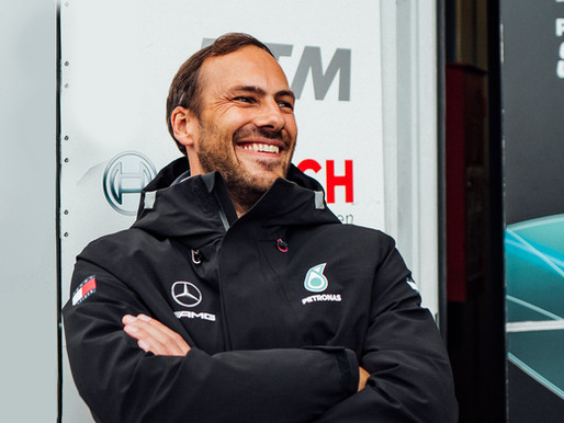 TWO-TIME DTM CHAMPION GARY PAFFETT RETURNS TO SERIES WITH MÜCKE MOTORSPORT