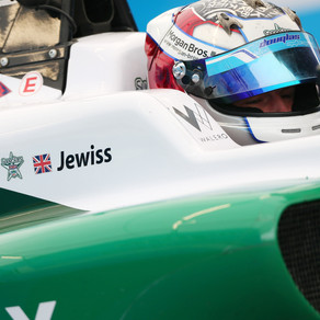 Jewiss claims impressive points haul from Brands Hatch weekend