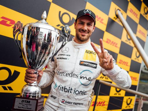 GARY PAFFETT EXTENDS HIS CHAMPIONSHIP LEAD WITH PODIUM AT BRANDS HATCH