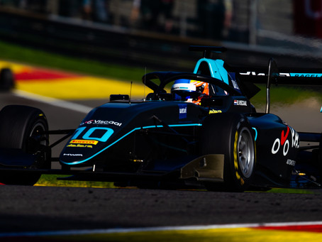 Hungaroring ends on a high for Viscaal