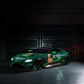 Andrew Watson joins D'station Racing for 2021 FIA WEC campaign