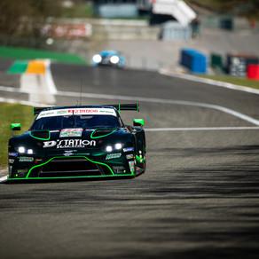 Andrew Watson's season begins at Spa-Francorchamps