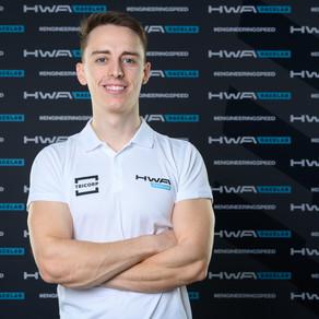 Jake Hughes drives forward with MB Partners
