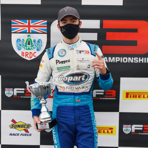 Victory for Foster at Donington Park